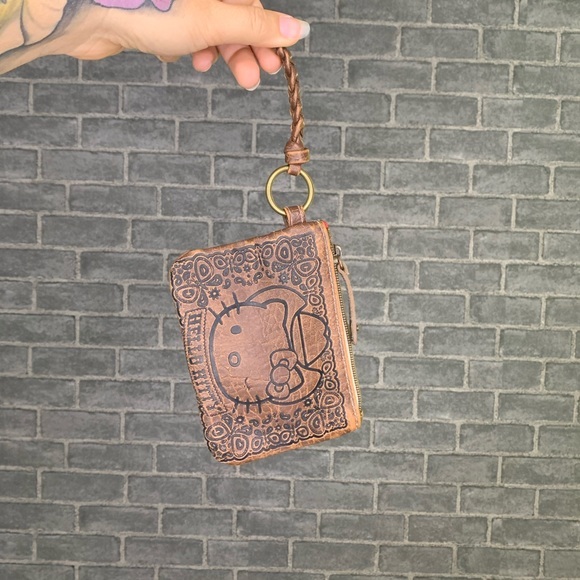 Hello Kitty Handbags - Hello Kitty Western Coin Purse